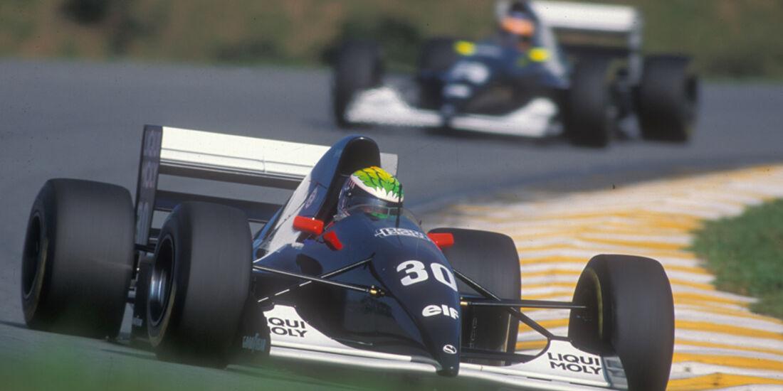 Sauber C12 - JJ Lehto