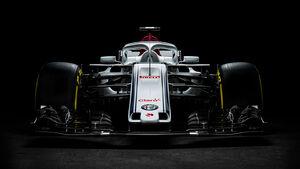 Sauber C37 - Alfa Romeo - F1-Auto 2018