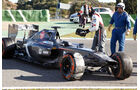 Sauber - Crash - Formel 1 - Test - Jerez - 2014