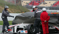 Sauber F1-Test 2011