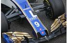 Sauber - F1-Testfahrten - Abu Dhabi - 2017