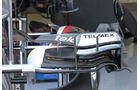 Sauber - Formel 1 - GP Belgien - Spa-Francorchamps - 21. August 2014