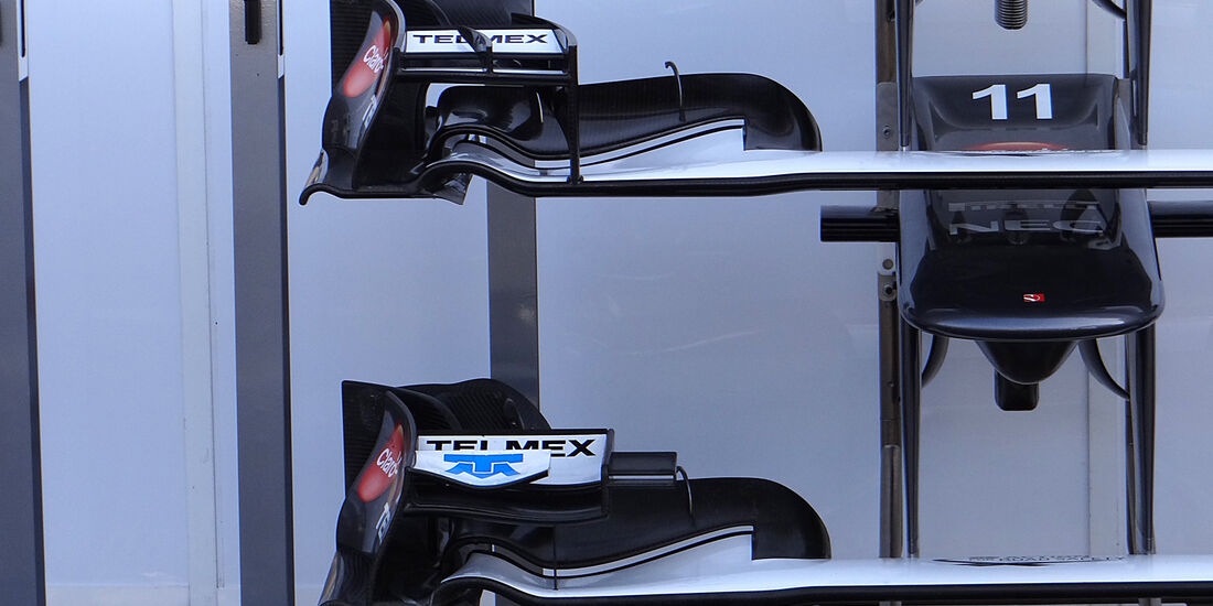 Sauber - Formel 1 - GP Belgien - Spa-Francorchamps - 22. August 2013