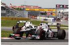 Sauber Formel 1 GP Kanada 2012