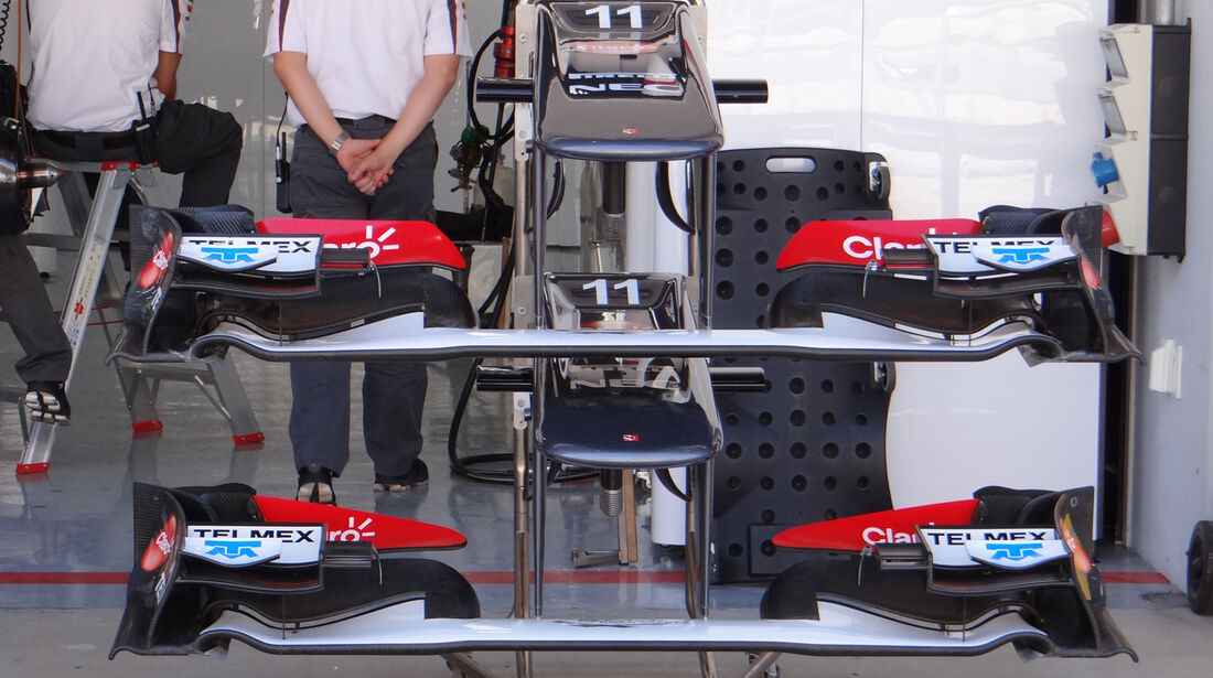 Sauber - Formel 1 - GP Korea - 4. Oktober 2013