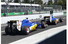 Sauber - Formel 1 - GP Mexiko 2016