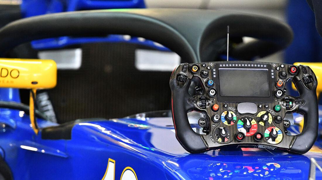 Sauber - Formel 1 - GP Mexiko - 28. Oktober 2016