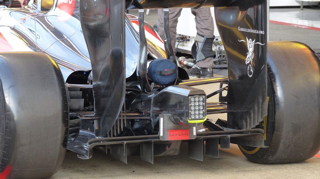 Sauber - Formel 1 - GP Spanien - Barcelona - 10. Mai 2014