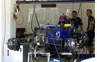 Sauber  - Formel 1 - GP Ungarn - 21. Juli 2016