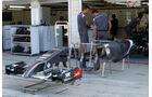 Sauber - Formel 1 - GP Ungarn - 25. Juli 2014