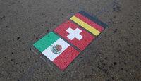 Sauber - Formel 1 - Test - Barcelona - 22.Februar 2013