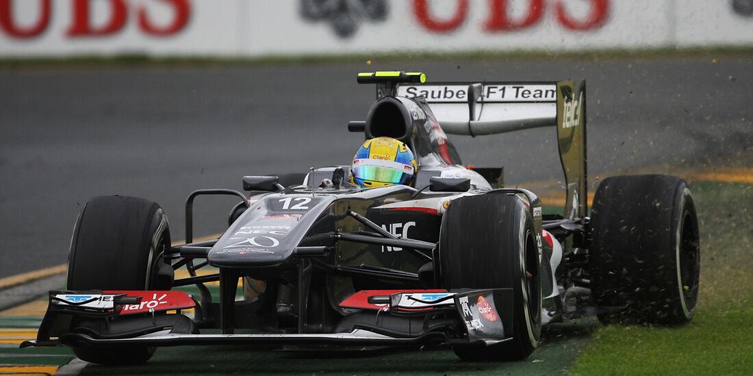 Sauber GP Australien 2013