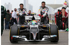 Sauber - GP China 2014