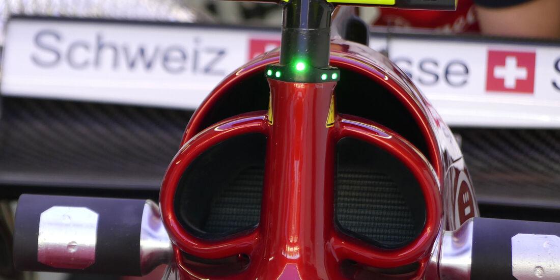 Sauber - GP Deutschland - Hockenheim - Formel 1 - Freitag - 20.7.2018
