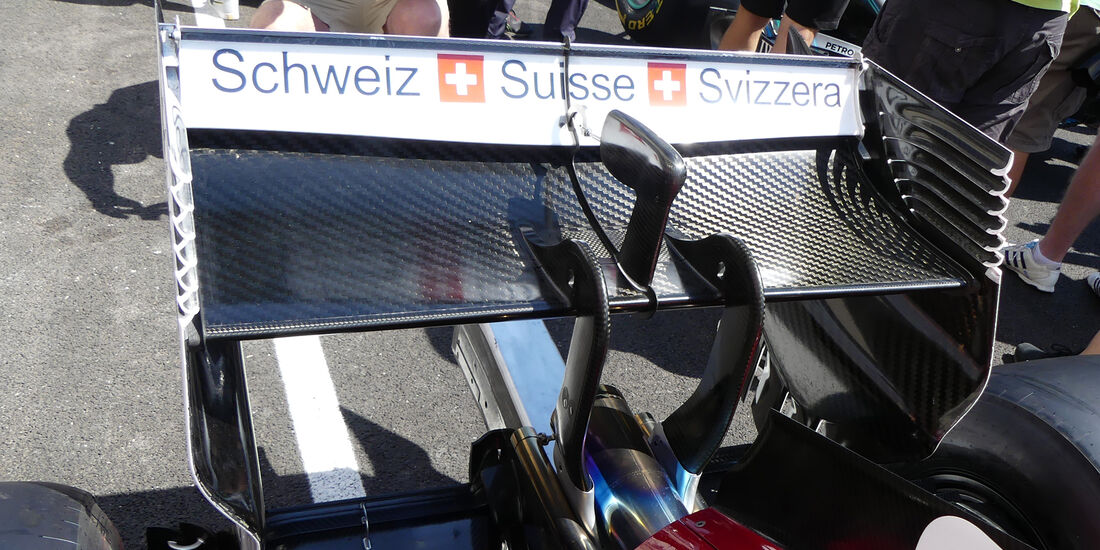 Sauber - GP Frankreich - Paul Ricard - Formel 1 - 21. Juni 2018