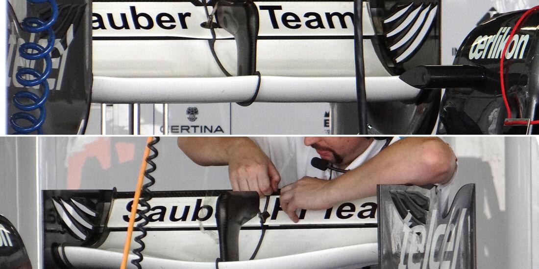 Sauber - GP Japan 2013