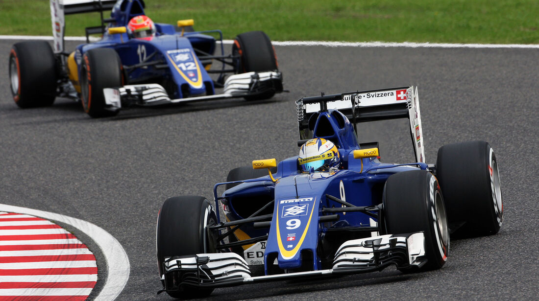 Sauber - GP Japan 2016