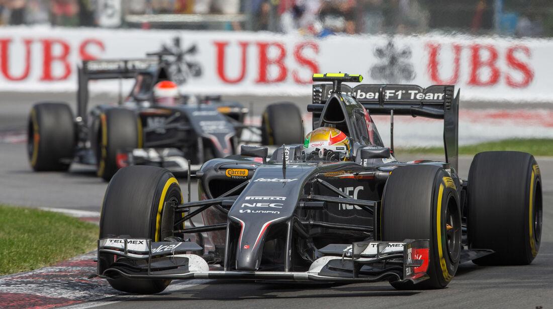 Sauber - GP Kanada 2014