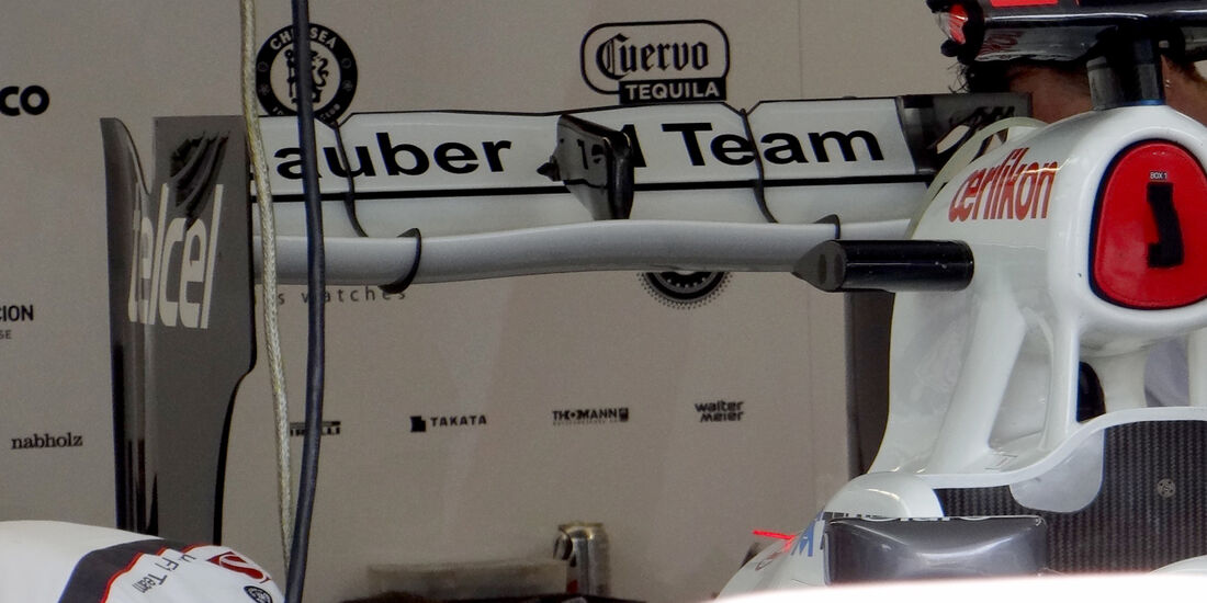 Sauber - GP Kanada - Formel 1 - 7. Juni 2012