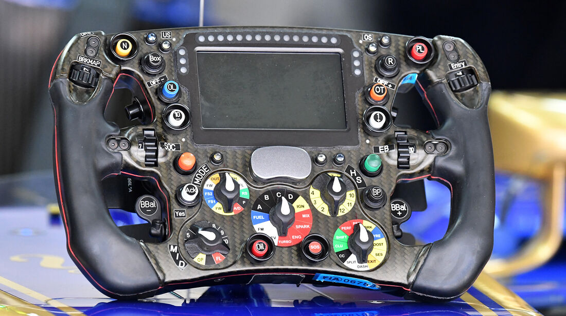 Sauber - GP Russland - Sotschi  - Formel 1 - 28. April 2017