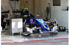 Sauber - GP Spanien 2016 - Barcelona - F1 - Freitag - 13.5.2016