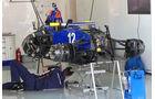 Sauber - GP Spanien - Circuit de Barcelona-Catalunya - Mittwoch - 11. Mai 2016