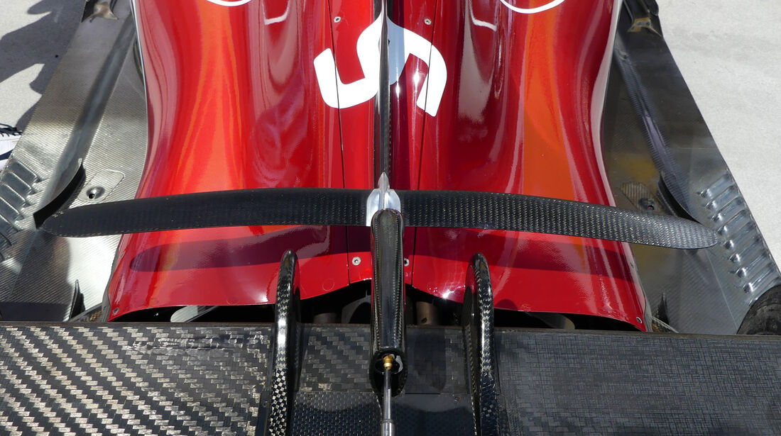 Sauber - GP Ungarn - Budapest - Formel 1 - Donnerstag - 26.7.2018