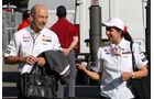 Sauber & Kaltenborn GP Spanien 2011