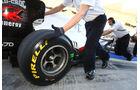 Sauber - Pirelli Test