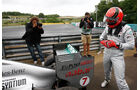 Schumacher - GP Ungarn - Formel 1 - 31.7.2011 - Highlights