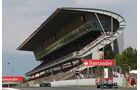 Schumacher Rosberg GP Spanien
