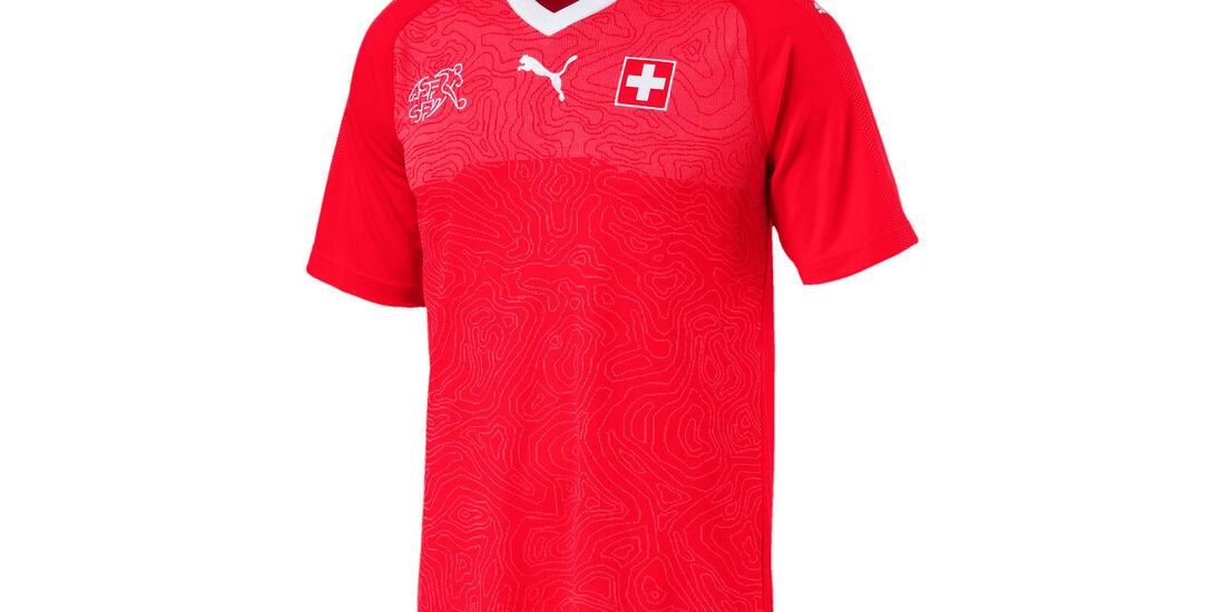 Schweiz - F1-Autos - Fußball-WM 2018