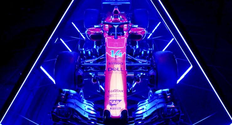 Screenshot - McLaren MCL33 - Video