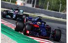 Sean Gelael - Toro Rosso - Formel 1 - Testfahrten - Barcelona - Dienstag - 15-5-2018
