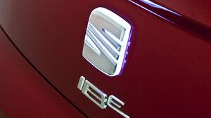 Seat Ibe Concept Paris 2010, Logo