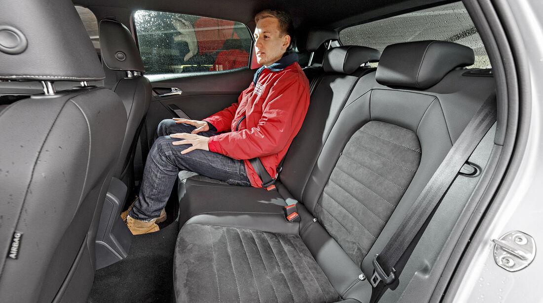 Seat Ibiza 1.0 TSI, Motor