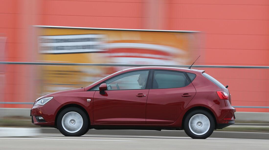 Seat Ibiza 1.2 TSI Ecomotive Style, Seitenansicht