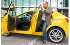 Seat Ibiza FR, Seitenansicht, Türen