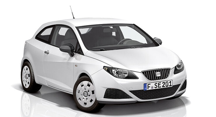 Seat Ibiza SC Sondermodell