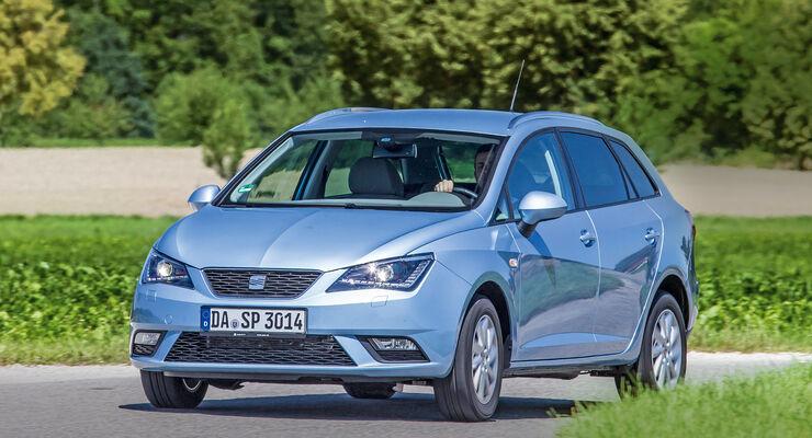 Seat Ibiza ST 1.2 TSI Style, Frontansicht