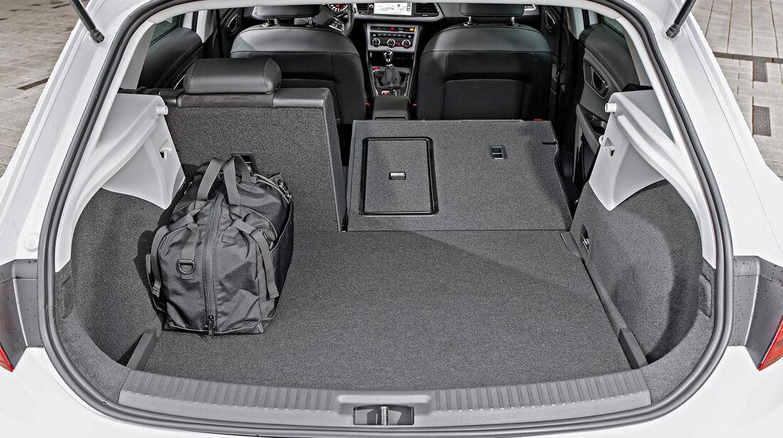Seat Leon 1.0 TSI, Kofferraum