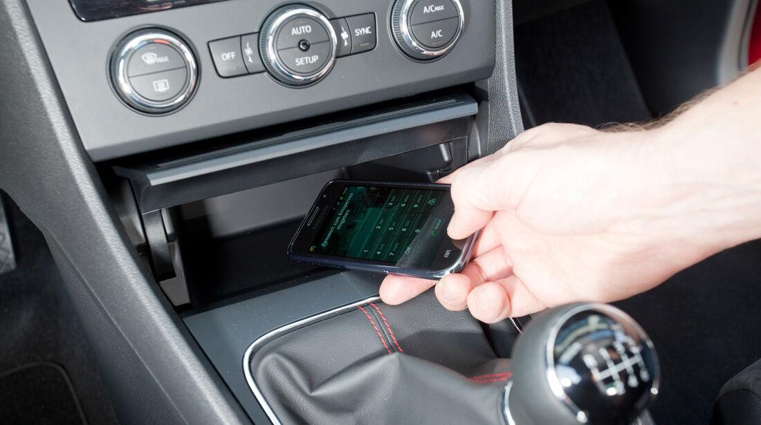 Seat Leon 1.4 TSI, Fernbedienung