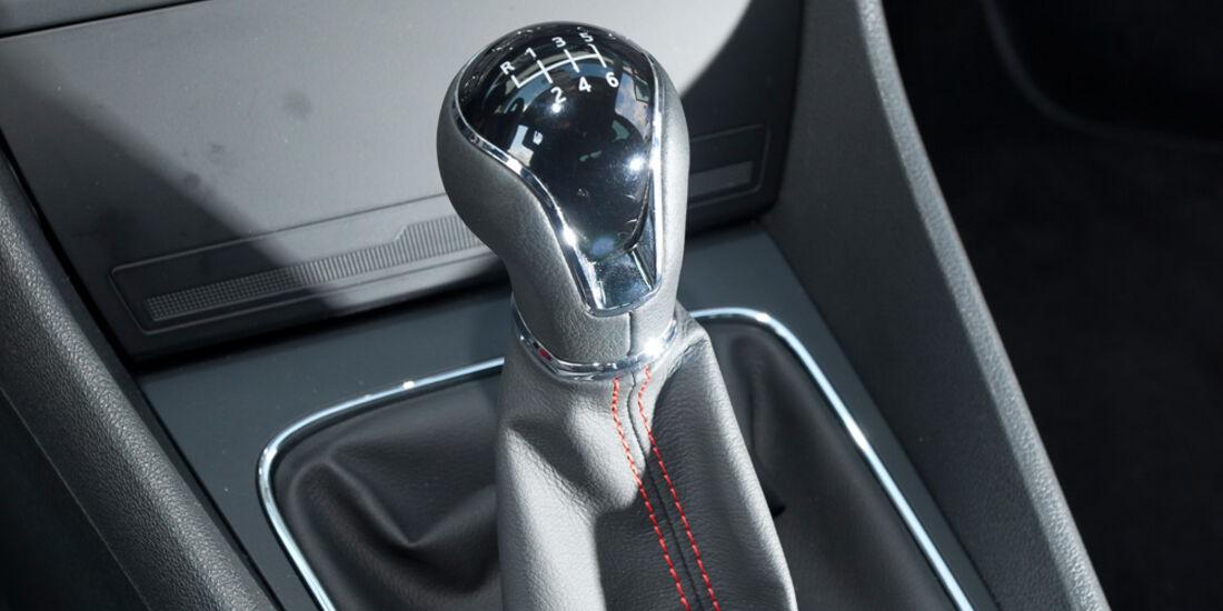 Seat Leon 1.4 TSI, Schalthebel