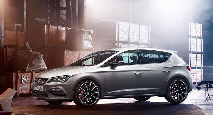 seat leon cupra facelift (2017): daten, infos, preise, marktstart