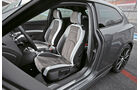Seat Leon Cupra 280, Fahrersitz