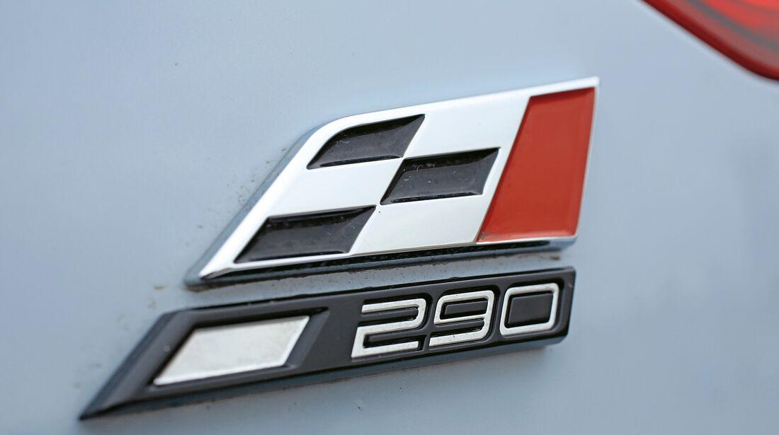 Seat Leon Cupra 290, Typenbezeichnung