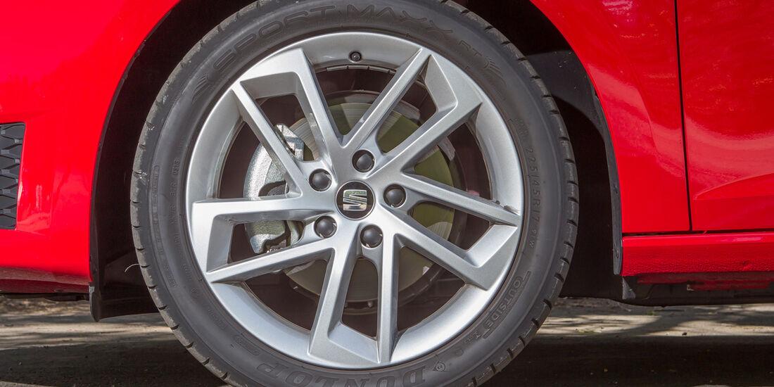 Seat Leon SC 1.4 TSI, Rad, Felge