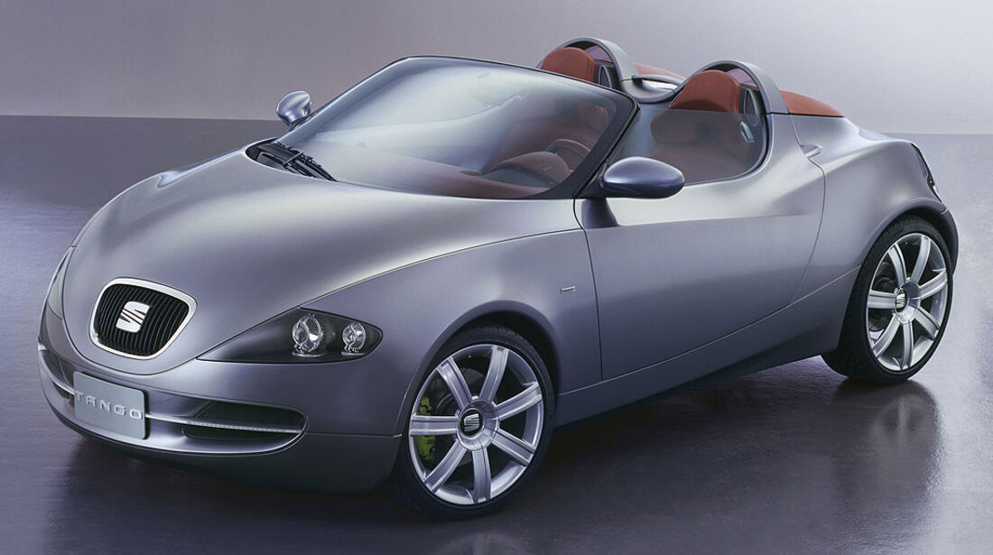 Seat Tango, 2001
