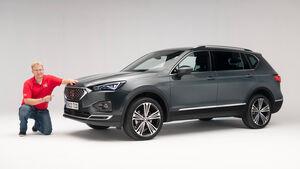 Seat Tarraco, SUV, Offroad, Allrad, 7-sitzer