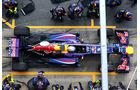 Sebastian Vettel - Barcelona F1 Test 2013